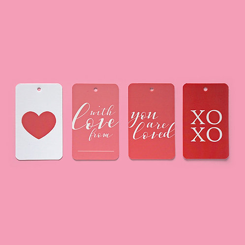 Salt x Paper | Gift Tags | You are Loved