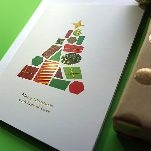 Salt x Paper | Greeting Card | Merry Christmas w/ Lots of Love
