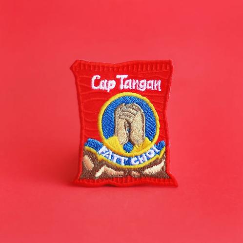 Salang Design   Iron On Patches   Cap Tangan
