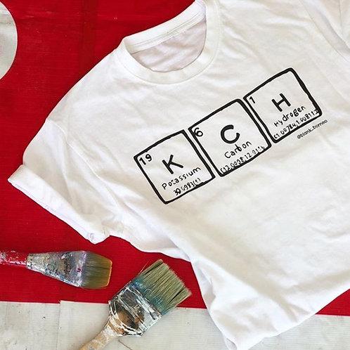 Blank Borneo | Periodic Table Shirt | KCH