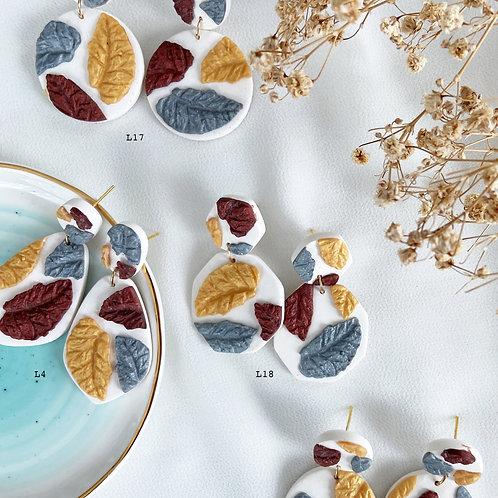 Kapalina Artistry | Earrings | Luxe Series