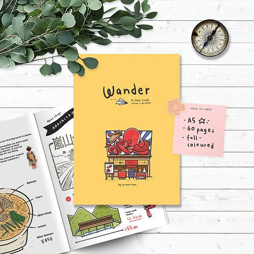 Azreenchan | Zine | Wander
