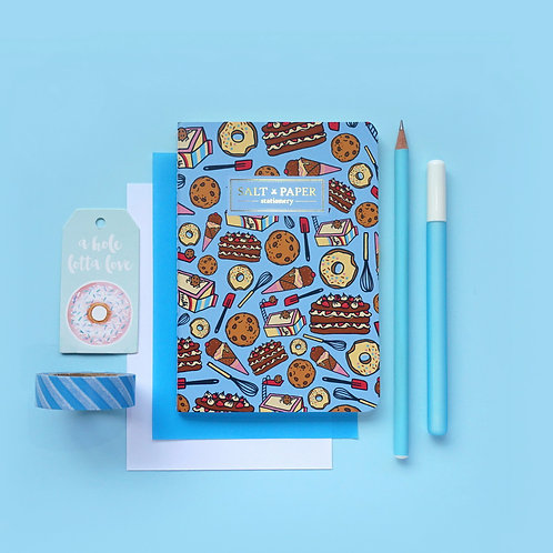Salt x Paper | Notebook | Cookie Monster
