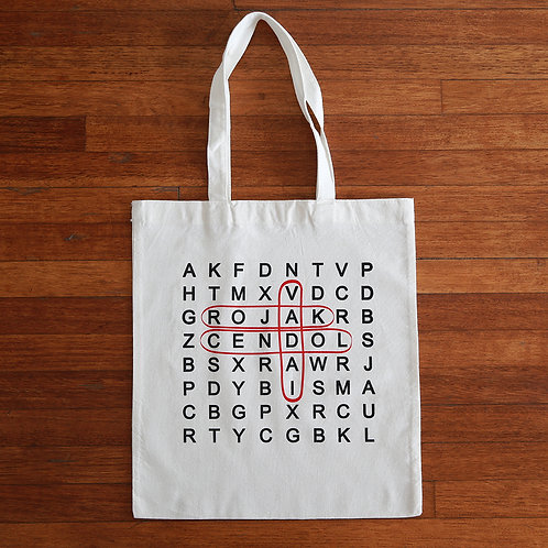 Home Too Much | Tote | VCR