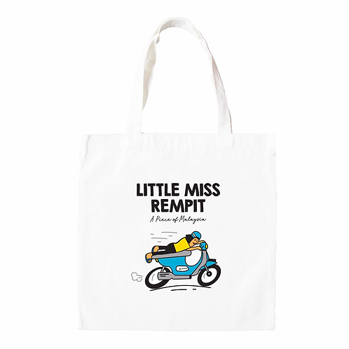 APOM | Tote Bag | Little Miss Rempit