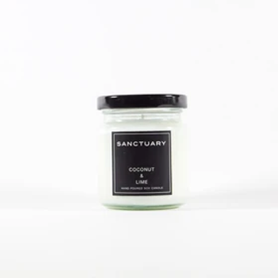 Sanctuary | Scented Candle | Coconut & Lime