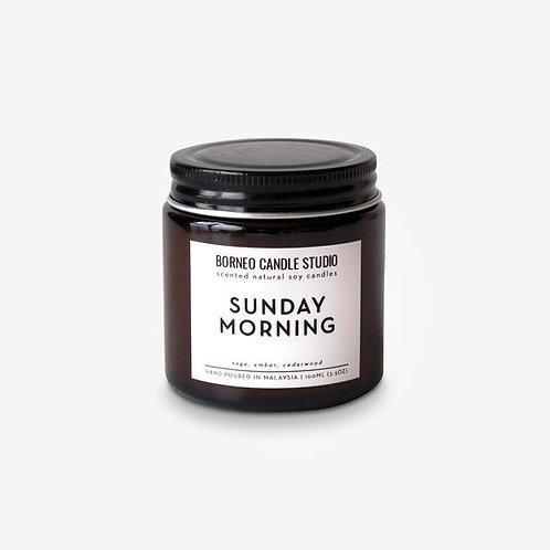 Borneo Candle Studio | Sunday Morning