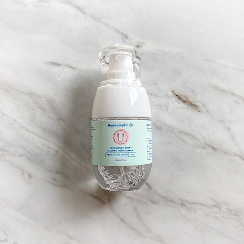 Handyseptic | Mini All Natural Sanitizer [Alcohol Free] | 40 ml