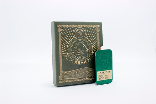 Analogue Apotik | Solid Colognes | Khan