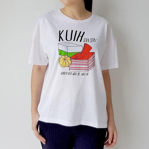 Home Too Much   T-Shirt   Kuih Sera-Sera