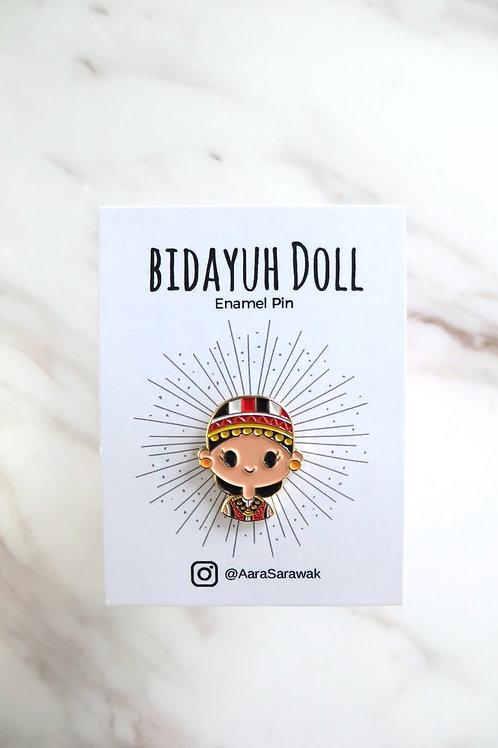 Aara Sarawak | Pins | Sarawak Dolls | Bidayuh