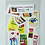 Thumbnail: Fish Koou | Stickers | Snack & Canned Food Series II