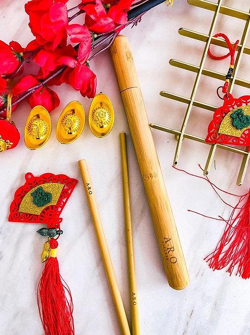 ARO Sarawak | Bamboo Straw