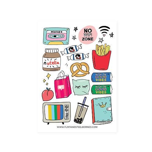 FS Stickers   Mixtape