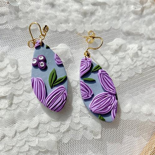 You and I Fashion | Purple Garden