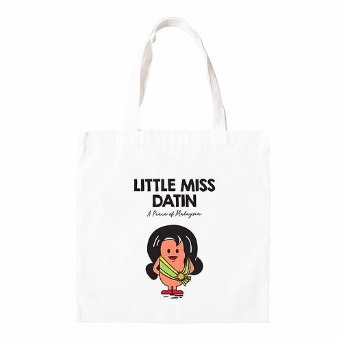 APOM | Tote Bag | Little Miss Datin
