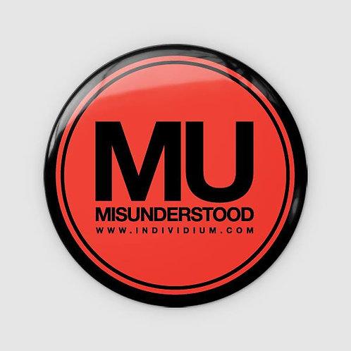 Individium | Button Badge | MU
