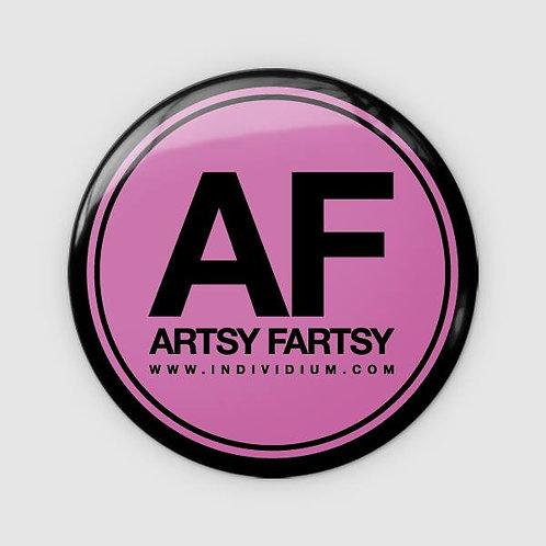 Individium | Button Badge | AF