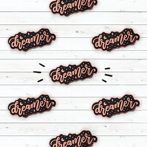 Azreenchan | Enamel Pin | Dreamer