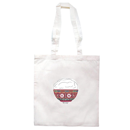 Home Too Much | Tote | Fan Tong