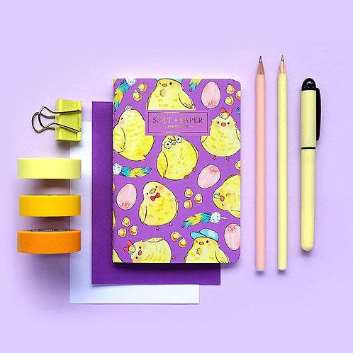Salt x Paper | Notebook | Hot Chick