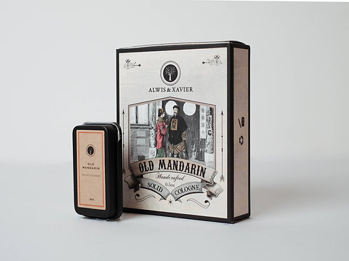 Alwis &  Xavier | Solid Colognes | Old Mandarin