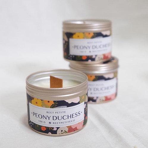 Reet Petite Candle Studio | Peony Duchess