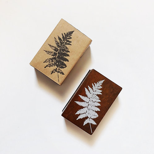 Paper Plans   Stamp   Fern
