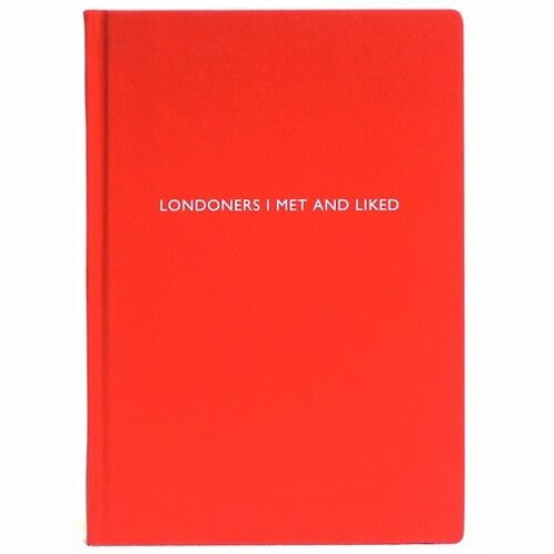 Archiegrand | Notebook | Londoners I Met and Liked