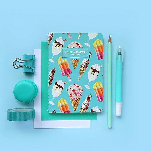 Salt x Paper | Notebook | Ice Cream Indulgence