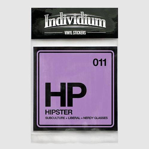 Individium | Vinyl Sticker | HP