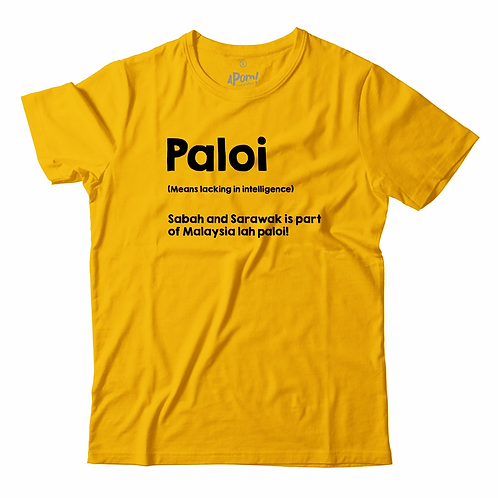 APOM | Tee East Malaysia | Paloi