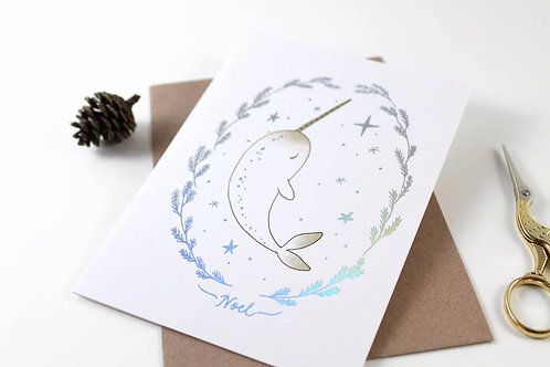 Whimsy Whimsical | Greeting Card | Noel