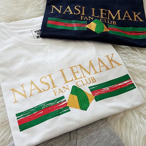 Home Too Much | T-Shirt | Nasi Lemak