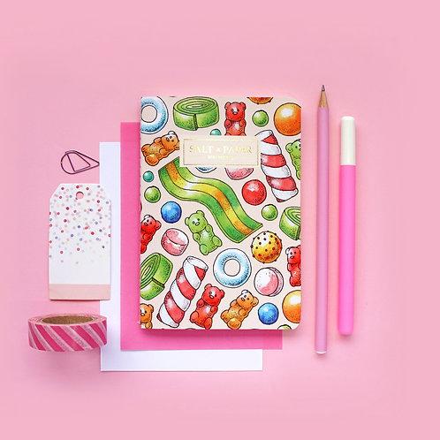 Salt x Paper | Notebook | Gummy Bears & Marshmallows