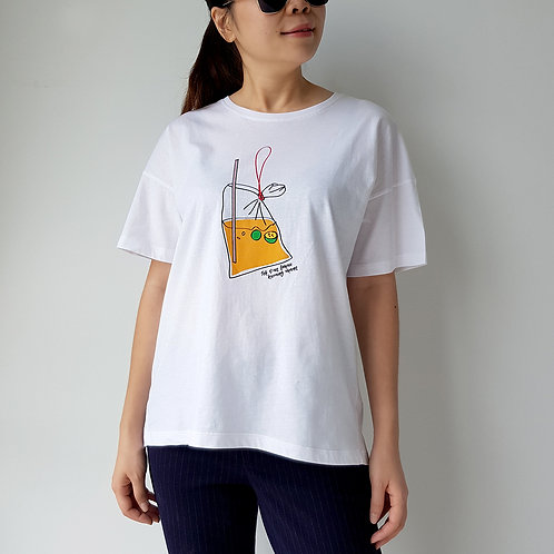 Home Too Much | T-Shirt | Teh O Limau