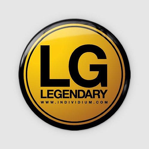 Individium | Button Badge | LG