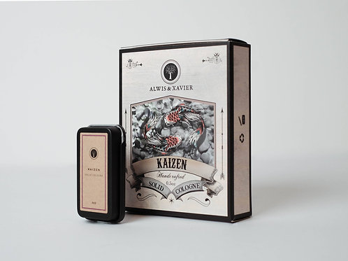 Alwis & Xavier | Solid Colognes | Kaizen