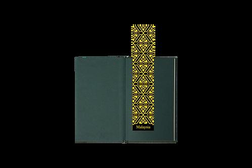 Life Design Studio | Bookmark | Songket Curve