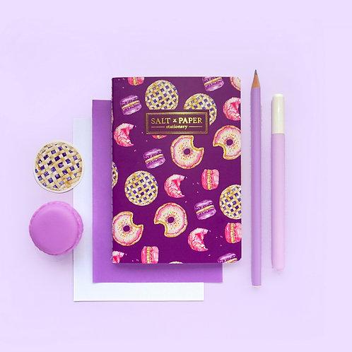 Salt x Paper | Notebook | Pastry Palatte