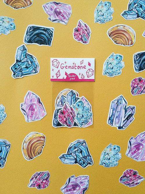 Hsieying | Stickers | Gemstones