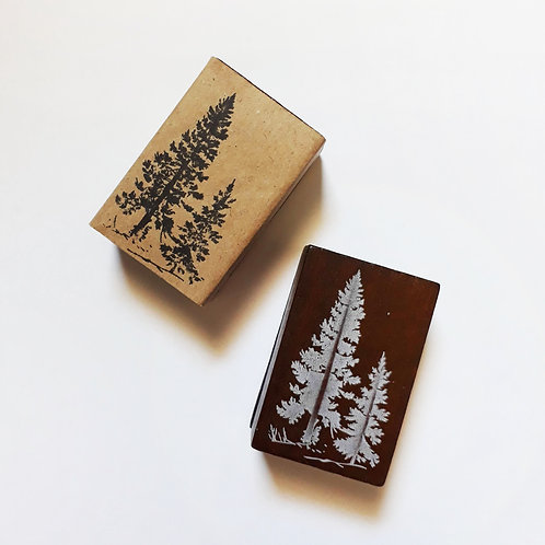 Paper Plans | Stamp | Green Pine