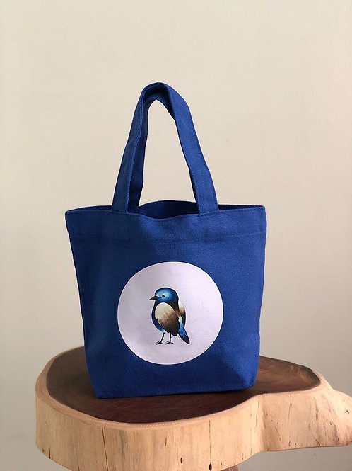 Heart Art | Mini Totebags | Birdies