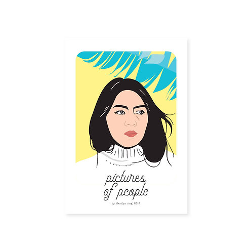 FS | Zine | Pictures of People
