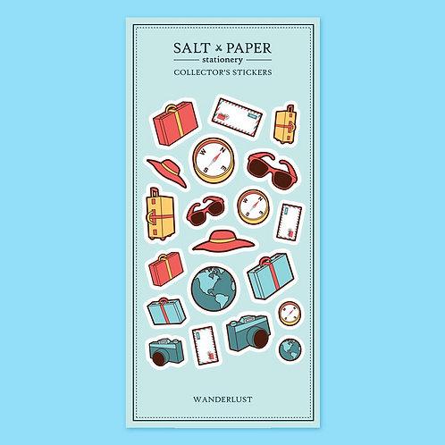 Salt x Paper   Collectors' Stickers   Wanderlust