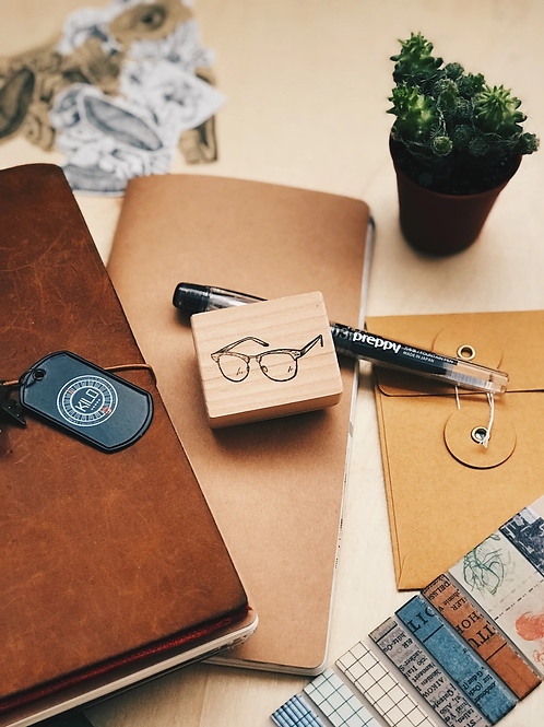 My Paper Projects | Stamps | Glasses