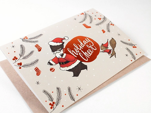 Whimsy Whimsical | Greeting Card | Holiday Cheer