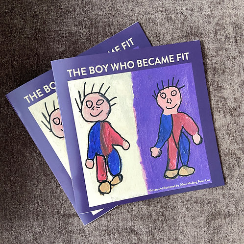 The Boy Who Became Fit