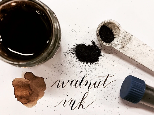 Walnut Ink