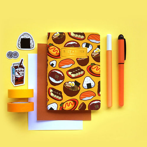 Salt x Paper | Notebook | Japanese Food